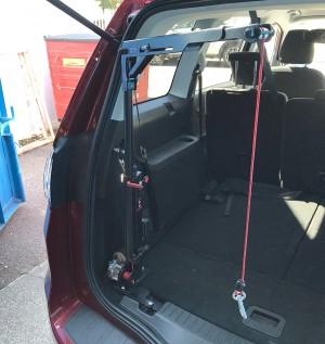 Auto-Lift 4.0 für Elektrorollstühle