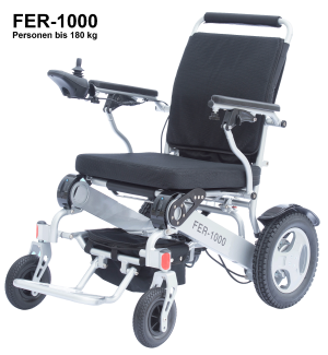 Electric Wheelchair FER-1000