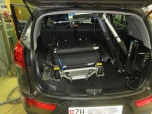 Auto-Lift 8.0 für Elektrorollstühle